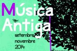'De Monteverdi a Bach', un concierto clásico