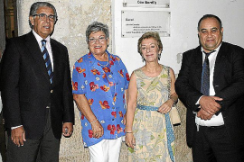Homenaje al Arxiduc Lluís Salvador en Can Bordils