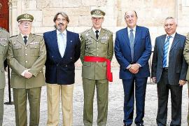 PALMA AZNAR, NUEVO COMANDANTE GENERAL DE BALEARES