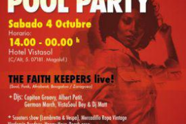 The Faith Keepers + Capitan Groovy + Albert Petit