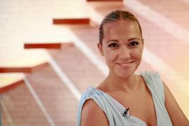 Marta Simonet, modelo, actriz, bloguera y presentadora de 'Cuina i guanya', habla sobre el programa