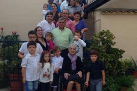 Sa madona de Son Cucuí cumple 101 años