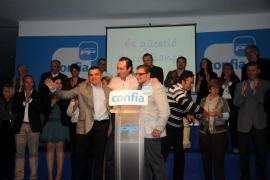 Suau y Porsell quieren ser el candidato del PP para las municipales de Andratx