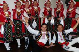 'La magia del folclore búlgaro'