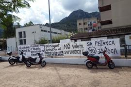 Los socialistas de Sóller, en contra de la concesión de unos terrenos municipales a una gran superficie