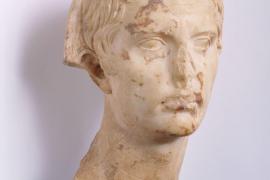 Un informe señala que el busto de Augusto es una pieza romana fundamental