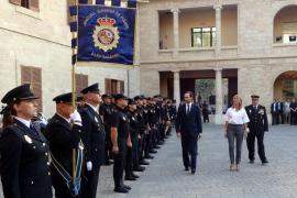 La Misericòrdia acoge el Día de la Policía 2014