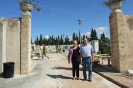 El Consistorio de Marratxí inicia la reforma del cementerio municipal