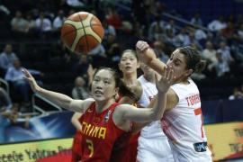 Torrens y Little conducen a España a las semifinales del Mundial