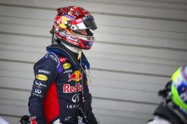 Vettel deja Red Bull a finales de año y será sustituido por el ruso Kvyat
