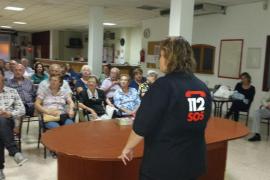 Presentan el servicio especial del 112 para personas con discapacidad auditiva