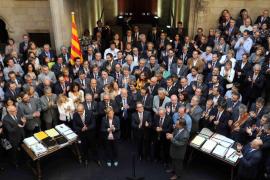 Mas: «Por mucho que intenten parar la voz del pueblo de Cataluña no lo lograrán»