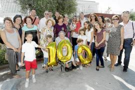 100 años a base de buen humor