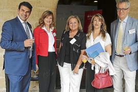 Encuentro del cuerpo consular de Balears con alcaldes de Mallorca