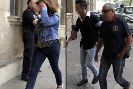 En libertad con cargos los tres policías locales de Calvià por el amaño de un atestado