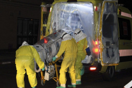 Confirmado el primer caso por contagio de ébola en España y Europa