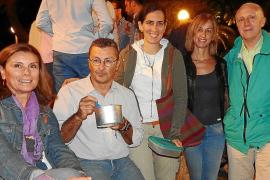 Cena en Can Arabí por las Festes  des Vermar