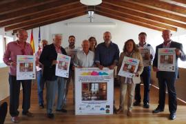 La primera feria de antigüedades en Esporles recaudará fondos para Es Refugi