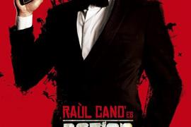Raúl Cano se convierte en 'Action Man'