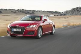 Audi ya comercializa en nuestro mercado el nuevo TT Coupé