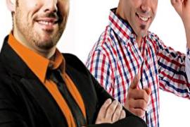 Iñaki Urrutia y José Boto, juntos por primera vez