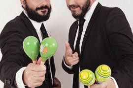 Ángel Martín y Ricardo Castella en 'PocoSwing & Sinflow musical experience'