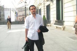 Alberto Garzón afirma que Balears tiene una «larga tradición» de corrupción