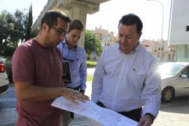 El Ajuntament de Inca reformará la avenida Jaume II para aumentar su seguridad