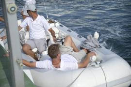 Un marinero casi pierde un pie en Sa Dragonera al cortarse con la hélice de un dron