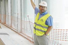 Patxi Mangado terminará las obras del Palacio de Congresos