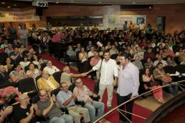 EU, Podem y Més buscan posibles acuerdos para las próximas elecciones