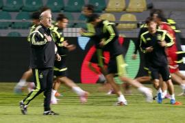 España se juega el liderato del grupo para la clasificación de la Eurocopa 2016