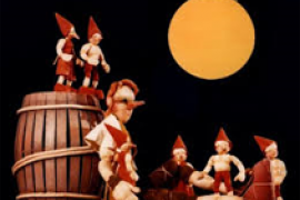 'Gúlliver al país de Lil·liput', una historia de marionetas