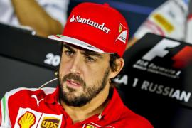Alonso recuerda que en 2012 él salvó la vida por escasos 10 centímetros