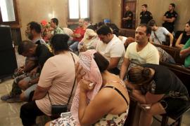 La Audiencia de Palma condena a 27 personas a 83 años de cárcel por narcotráfico en Son Banya