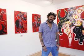 Hacienda acusa al artista Domingo Zapata de tres delitos fiscales