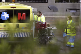 Catorce personas permanecen ingresadas en el Hospital Carlos III de Madrid