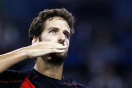 Feliciano López pasa a semifinales tras volver a resucitar ante Youzhny