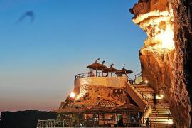 La mítica Cova d'en Xoroi cumple cincuenta años