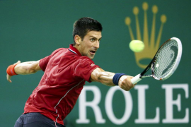Djokovic se deshace de David Ferrer