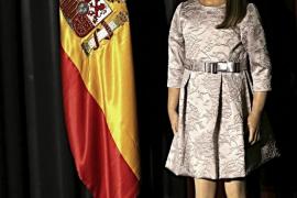 La princesa Leonor ya tiene su escultura en el Museo de cera de Madrid