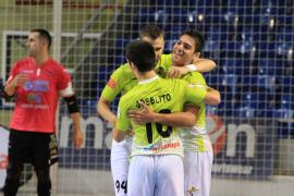 El Palma Futsal se exhibe ante Burela
