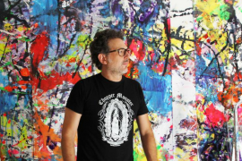 'Chiral', la exposición de Santiago Picatoste en Bonn
