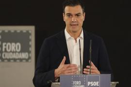 Sánchez: «Los que han utilizado la tarjeta negra en Caja Madrid no caben en el PSOE»