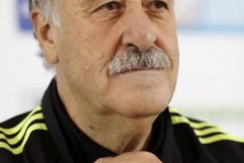 Del Bosque pide «educación deportiva» y «respeto profesional» en la crítica