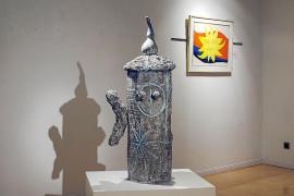 Miró y Calder, 'cara a cara' en Barcelona