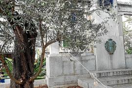 Polémica por el «embellecimiento» del monumento franquista a los caídos