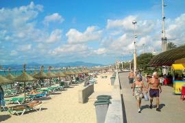 Platja de Palma y Calvià vivirán un invierno con el menor número de hoteles abiertos