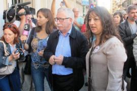 Katiana Vicens, juzgada por presuntamente romper el cristal de un autobús durante un piquete
