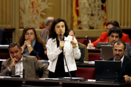 Fina Santiago se retira de la política institucional